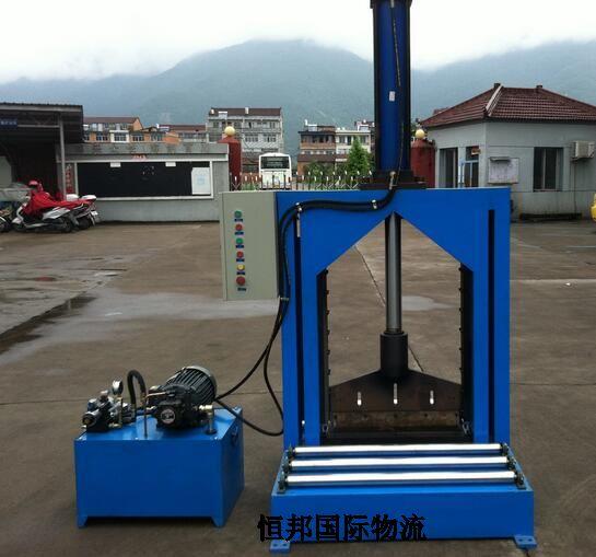 台湾二手机械进口海关查验