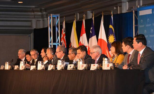 TPP贸易协定