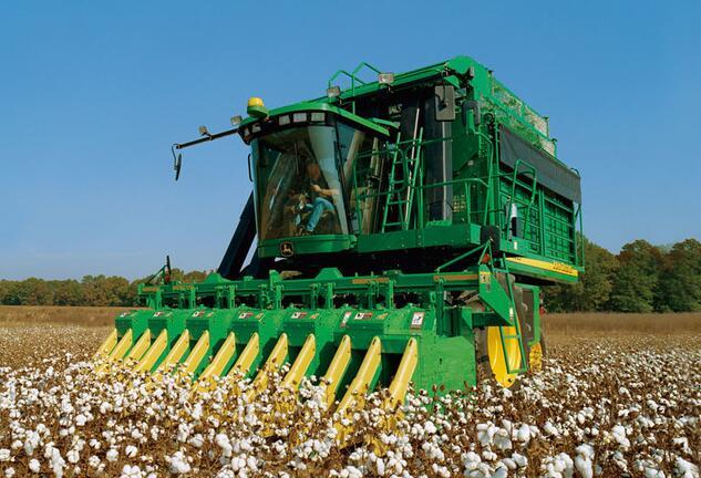 美国摘棉机进口报关代理