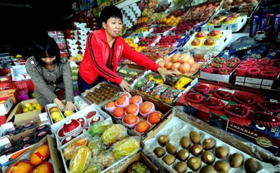 台湾地区各种农产品