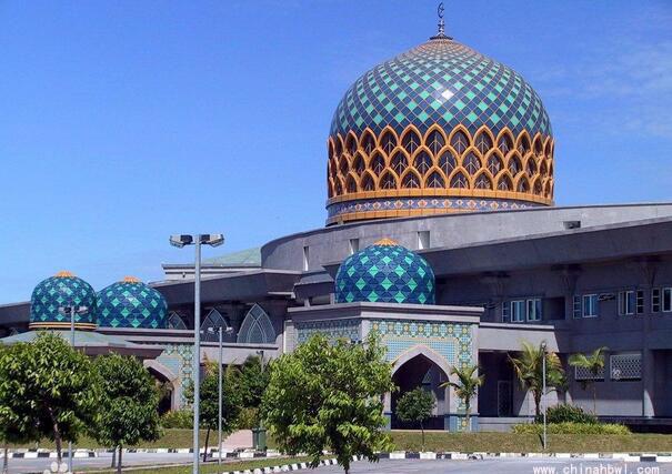 马来西亚首都一景