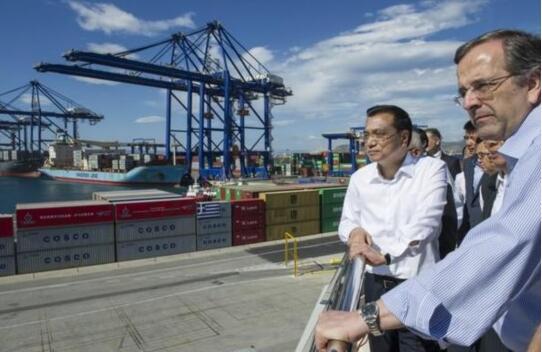 港口建设推动进出口贸易发展