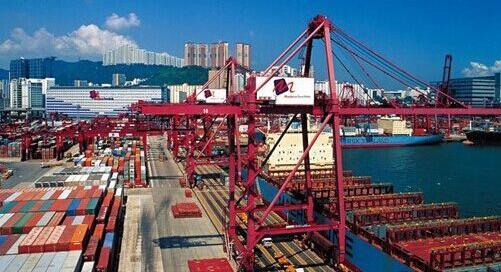 深圳港口装卸进出口货物