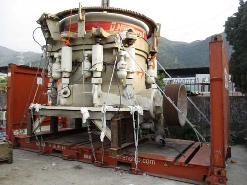 机械进口装卸