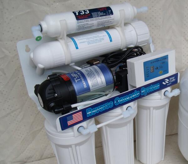 家用净水器内部构造