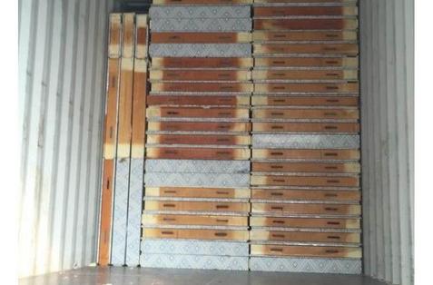 菲律宾木方进口装柜运输