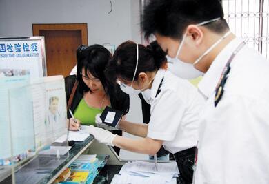 进口食品检验检疫