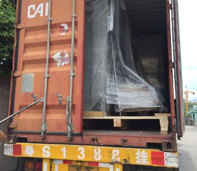 日本机械进口接受海关查验