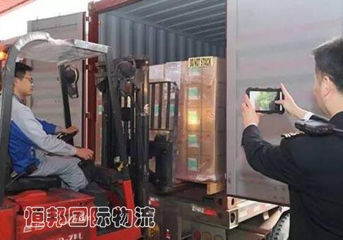 上海清关货物装卸配合海关查验
