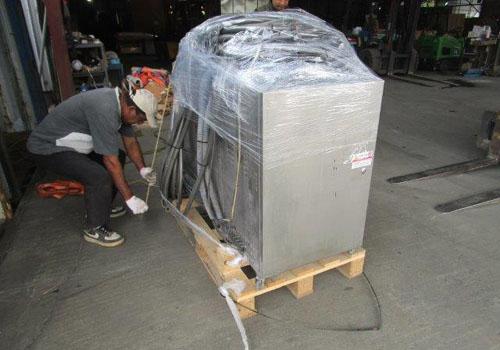 进口旧设备包装提供准确装箱单