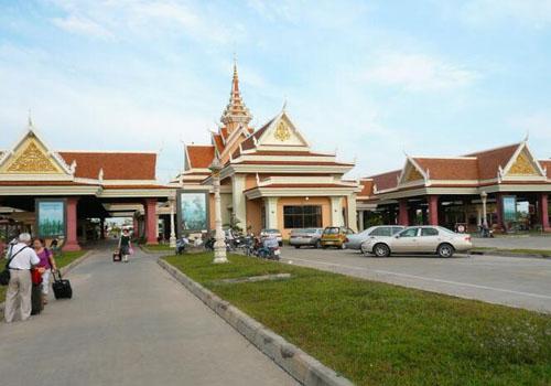 出口柬埔寨陆运货物通过边境口岸