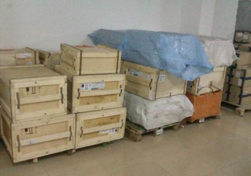 出口到台湾货物打包装卸