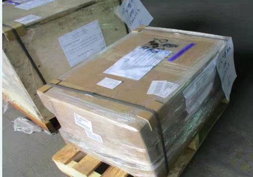 个人物品出口德国清关配送安全送到客户手中