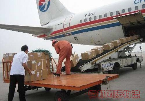 国际货物空运进口办理机场清关手续