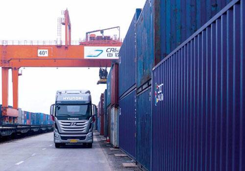 一带一路促进进出口贸易发展